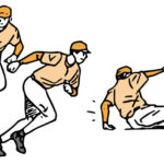 盗塁の5つの種類と成功させる4つの方法