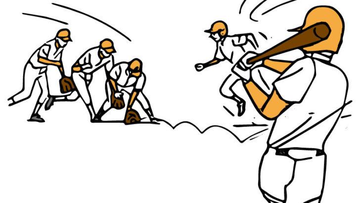 フィールディングが上手くなる6つの練習方法