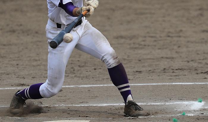 逆方向に強い打球を打つコツと練習方法