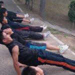 自宅でできる体幹の背面を鍛える10の自重トレーニングの方法