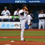 涌井 秀章選手のストレートの球速の上げ方