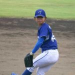 吉田えり選手のナックルの投げ方