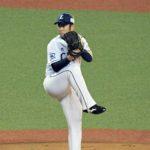 榎田 大樹選手のカットボールの投げ方