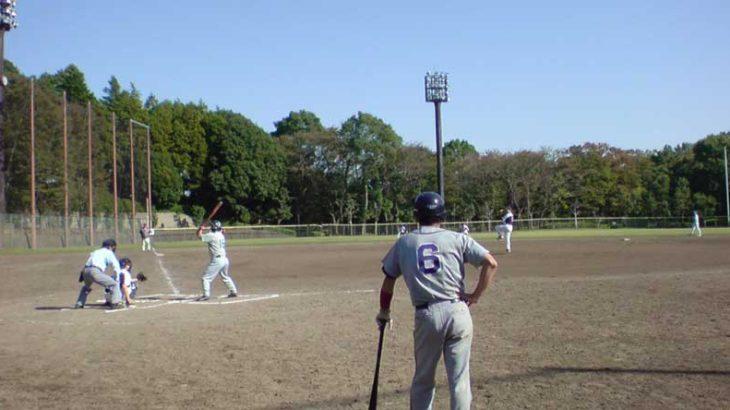 初心者が多い草野球チームでのサードの適正と役割
