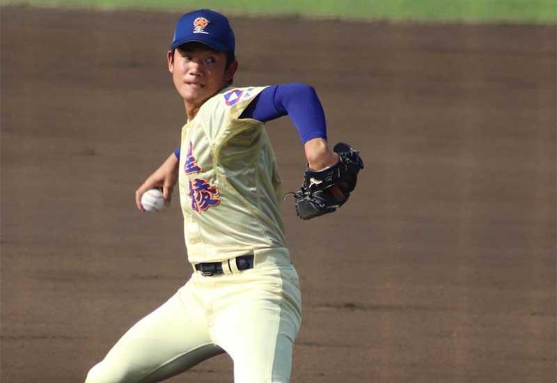 奥川恭伸選手の星稜時代のピッチングフォーム