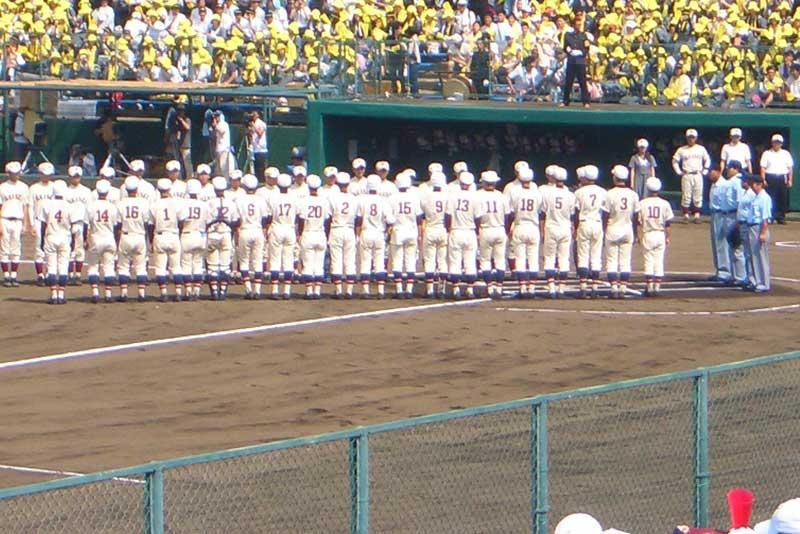 草野球の大会