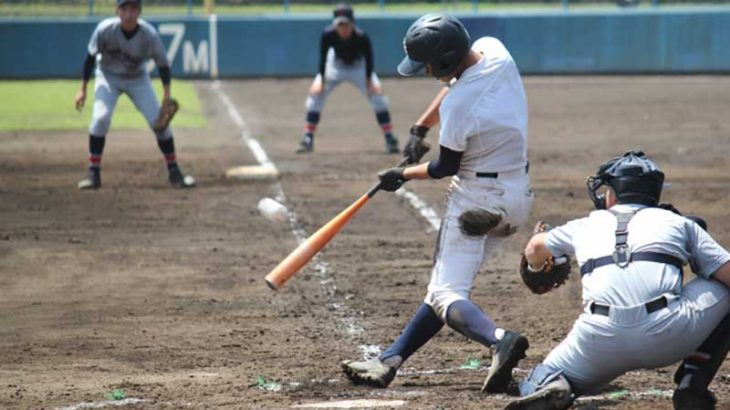 草野球でのヒットの打ち方と三振をしないコツ
