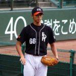 斉藤 和巳のピッチングフォーム