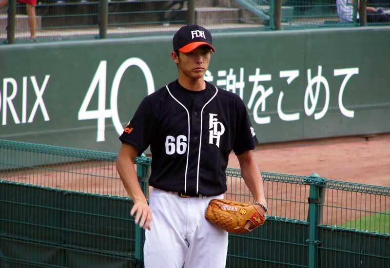 斉藤和巳のピッチングフォーム