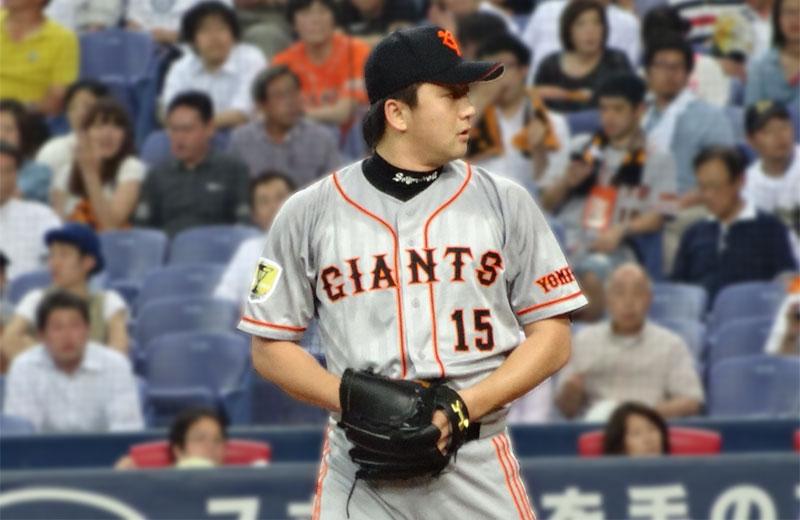 澤村拓一選手のピッチングフォーム